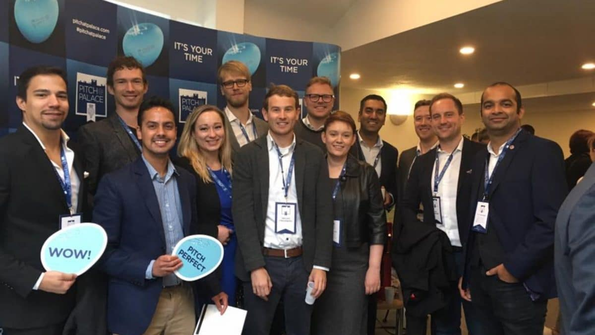 Hult alumni network, learn and engage at Pitch@Palace