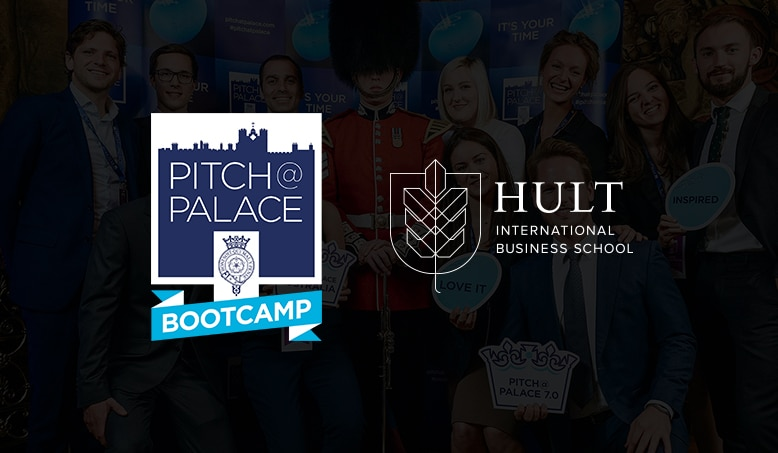 Hult to host Pitch@Palace 8.0 Boot Camp with His Royal Highness The Duke of York, KG