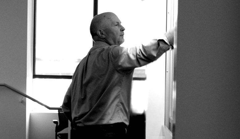 Professor of the Year Awards 2017: Steve Hurley