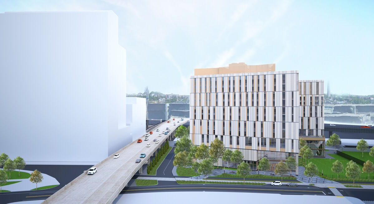 Groundbreaking celebrations for Hult's expanding Boston campus