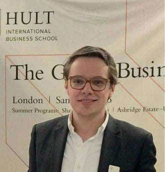 Marcus Bleckat Enrollment Director at Hult