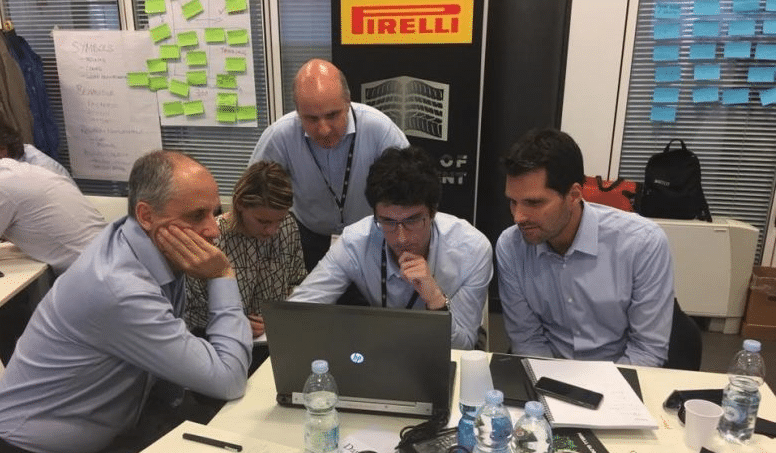 "Taking the ""Flipped Classroom"" to the next level: Generational bridging and reverse-mentoring at Pirelli"