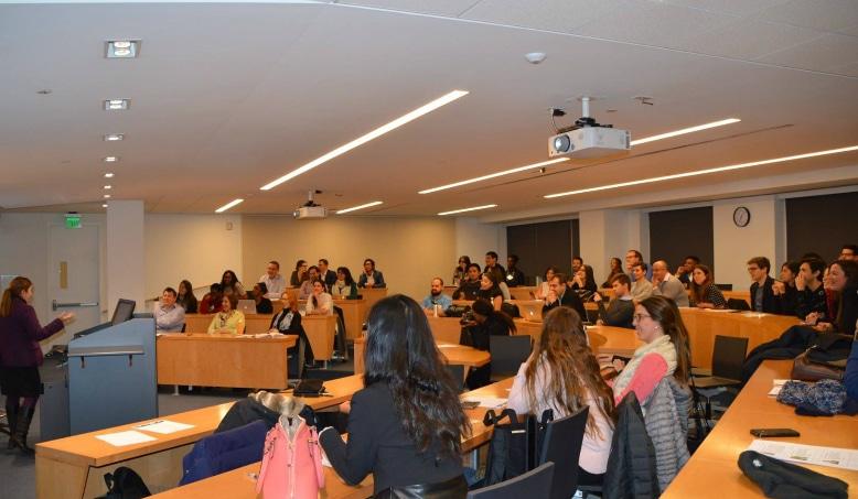 Hult Boston showcase alumni start-ups