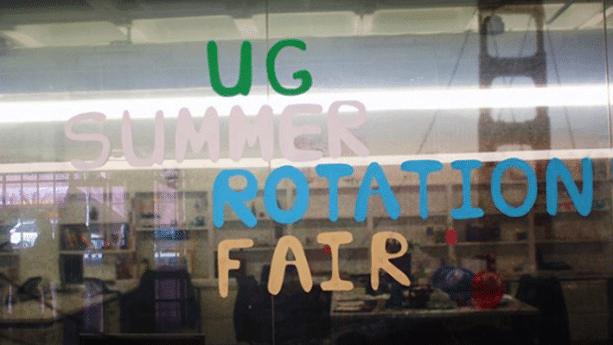 Hult Rotation Fair
