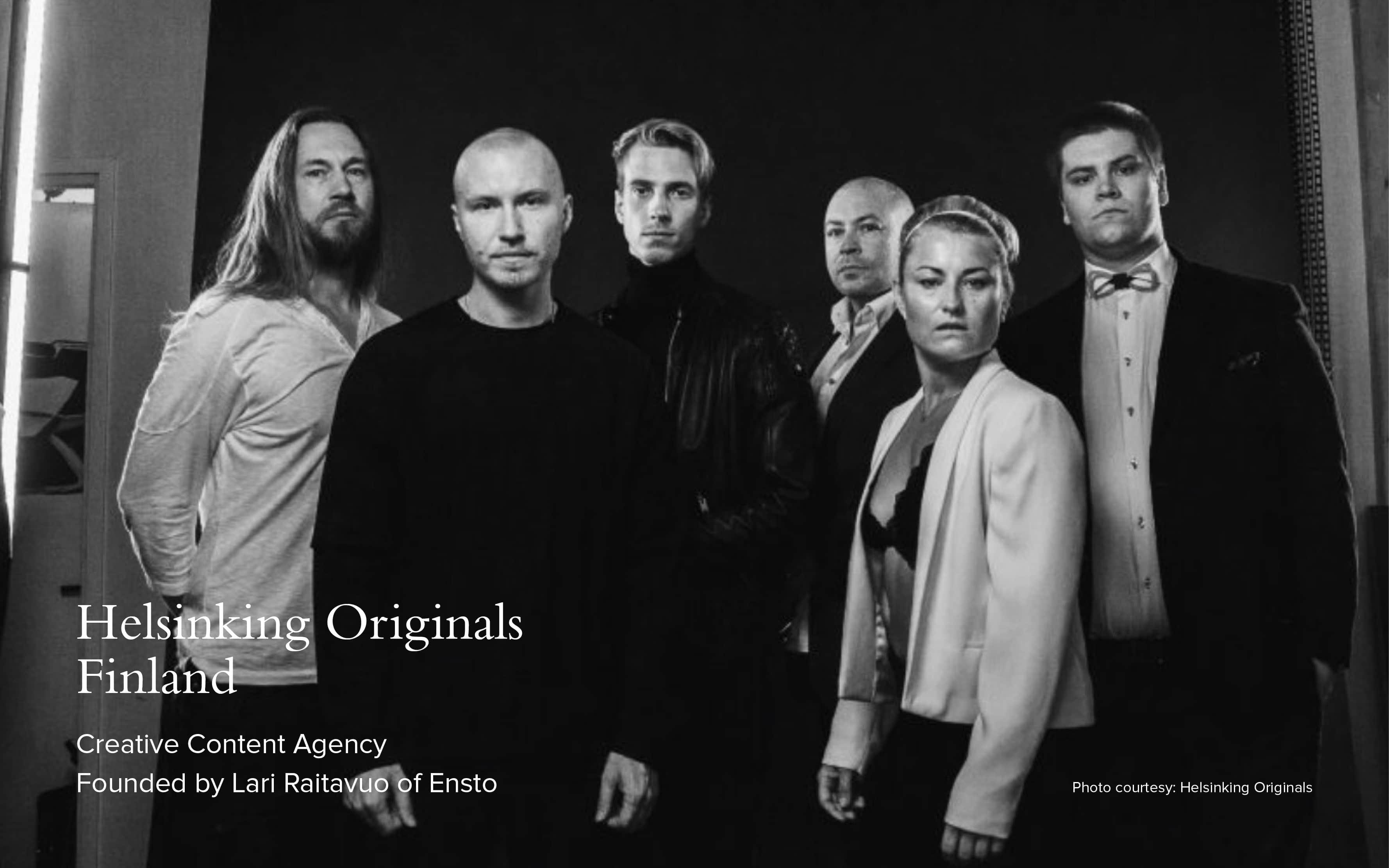 Helsinki Originals Finland family business