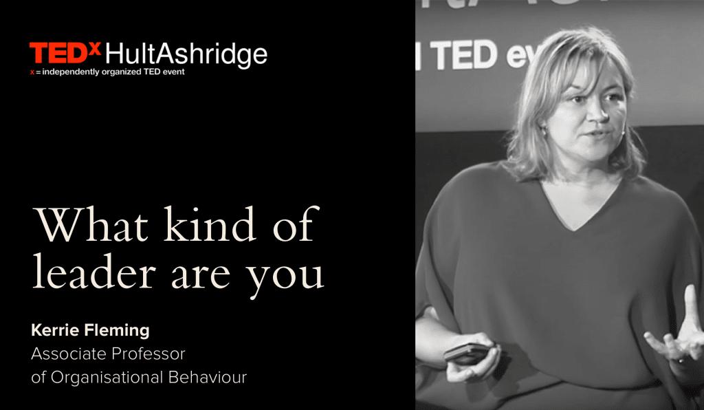 TEDx Kerrie Fleming