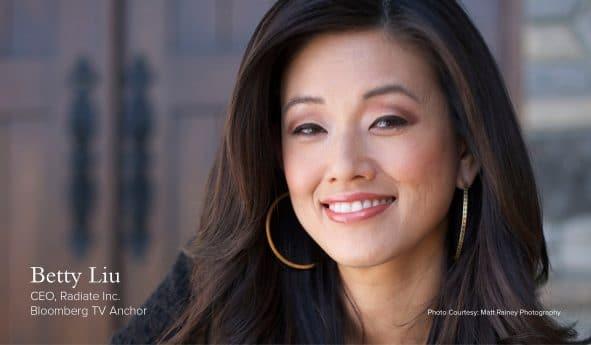 Betty Liu Radiate