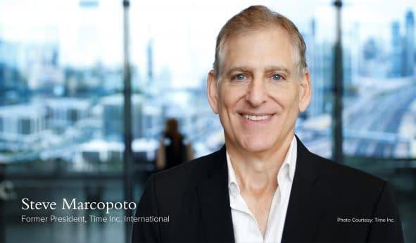Steve Marcopoto Time Inc