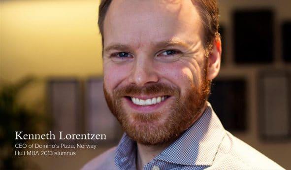 Kenneth Lorentzen Dominos