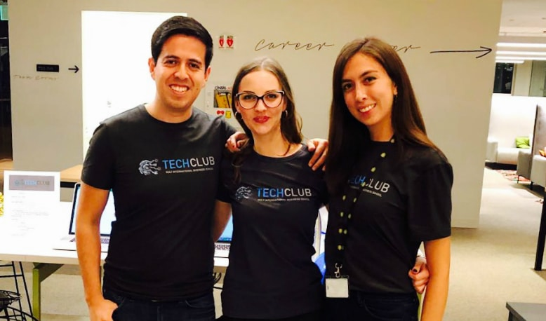 Hult Tech Club: Teaching business students to code