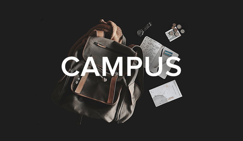 Campus life monthly: January