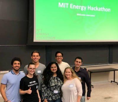 MIT Energy Hackathon