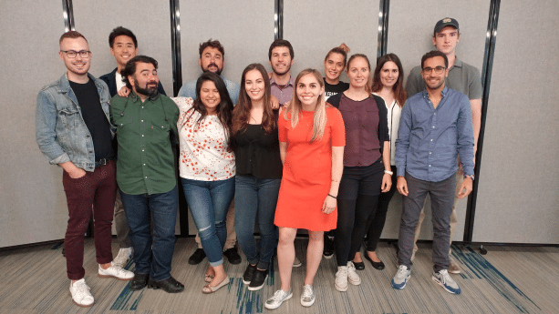 Startup talent: Hult HoloBuilder interns