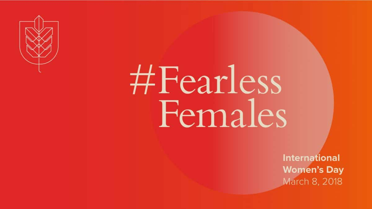 #FearlessFemales: Celebrating women in global business (Infographic)