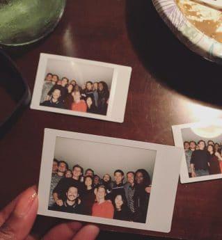 Paula's friends