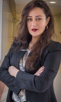 Samineh Shaheem Hult
