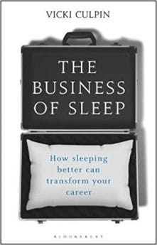 Business of Sleep Vicki Culpin