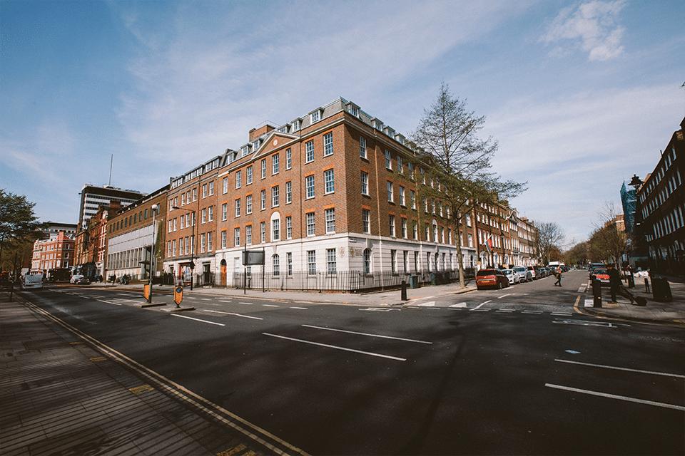 London postgraduate campus