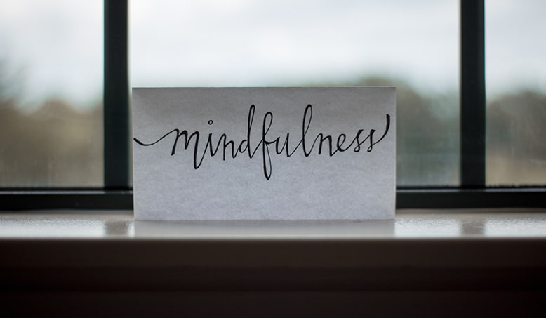 Taking AIM: How mindfulness can improve your ability to lead