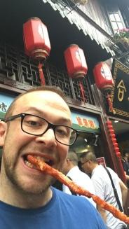 Aaron shanghai mystery meat