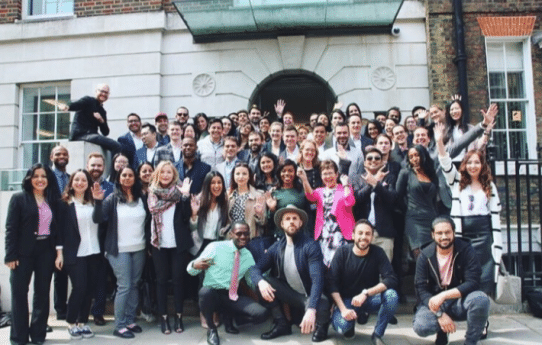 Hult MBA Class of 2018 London