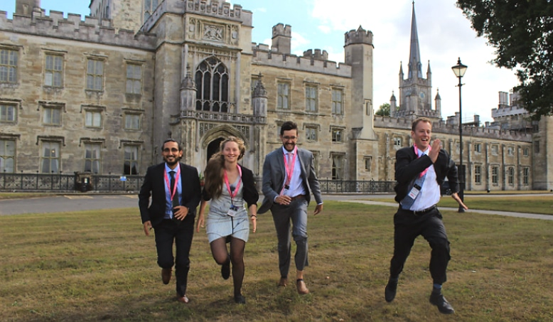 The Hult Prize Accelerator at Ashridge: Tomorrow's changemakers take up the baton