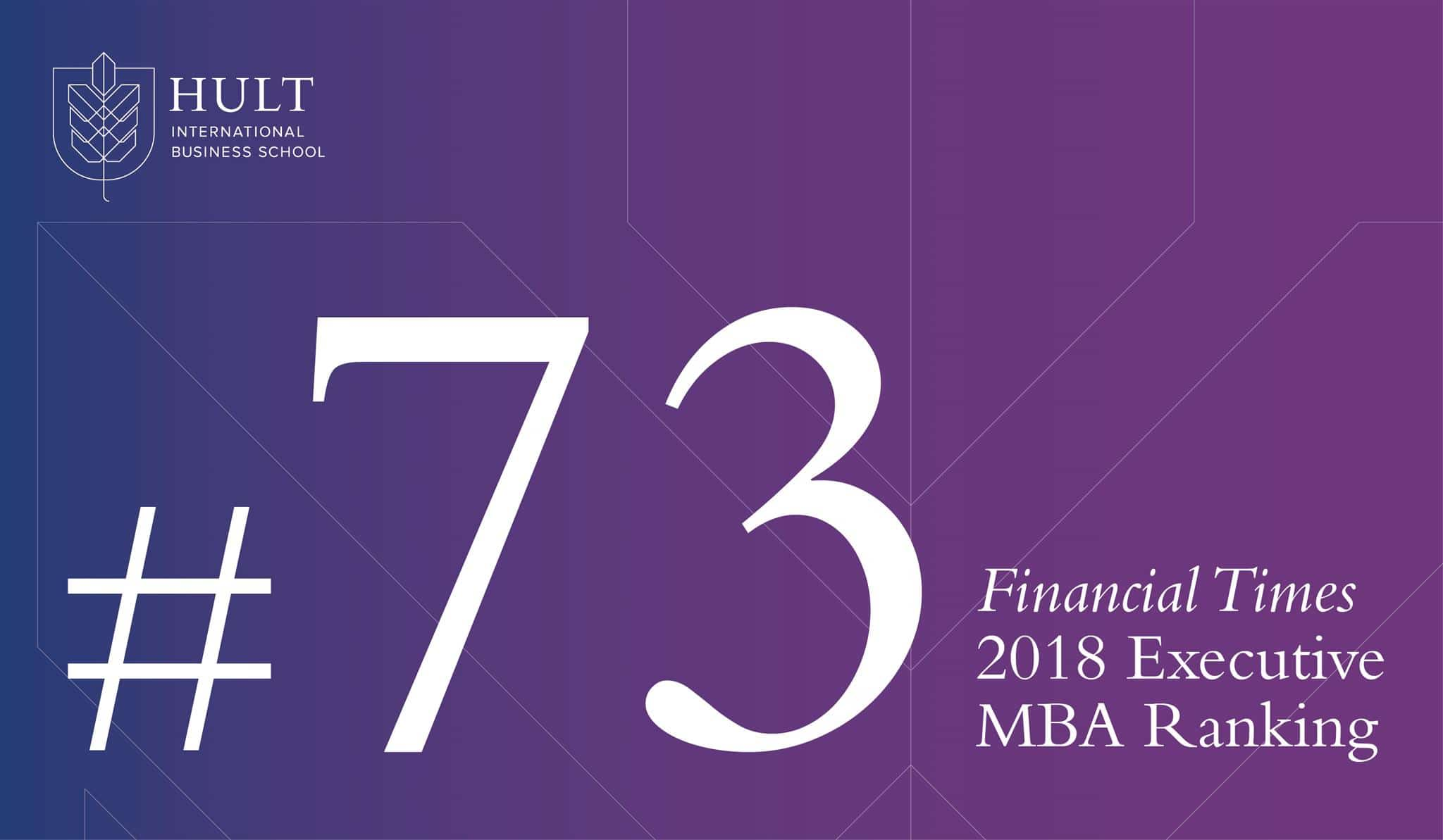 Hult Executive Mba Enters The Financial