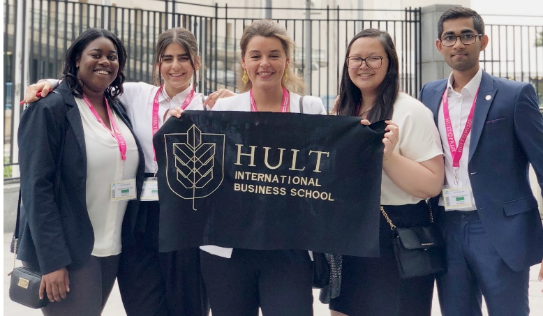 Taking me beyond business: Finishing my masters with the Hult Prize Finals