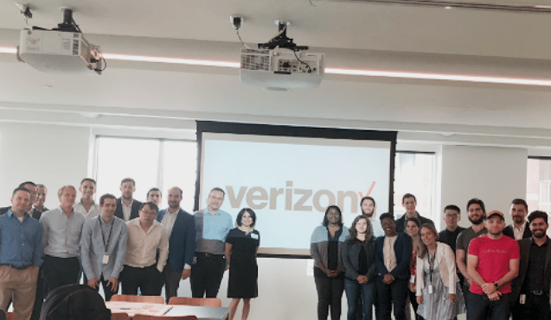 Verizon challenges Hult graduate students to disrupt the telecom industry
