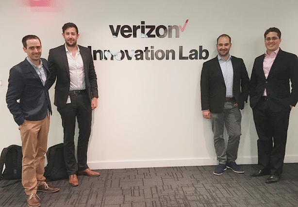 Team Alpha Verizon challenge