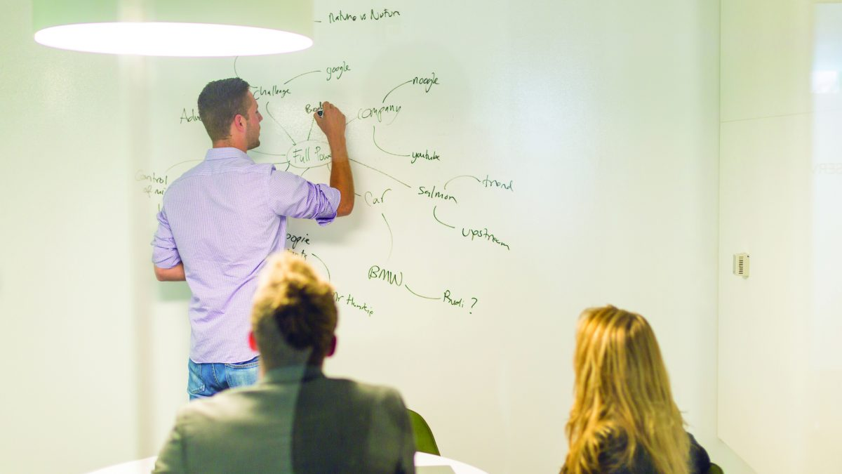 "The danger of ""hypotheses"" for entrepreneurs when designing new ventures"