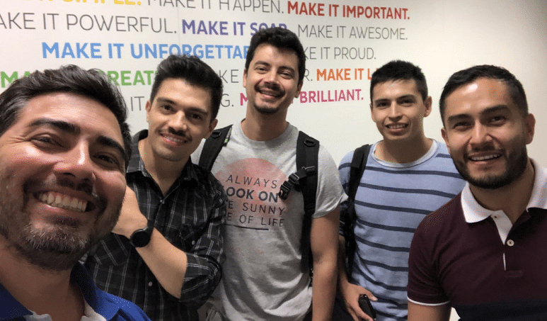 Meet the Hult alum set to transform the service industry across South America