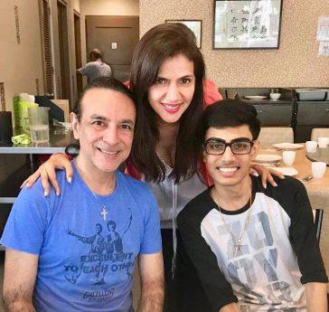 kailash Hult parent
