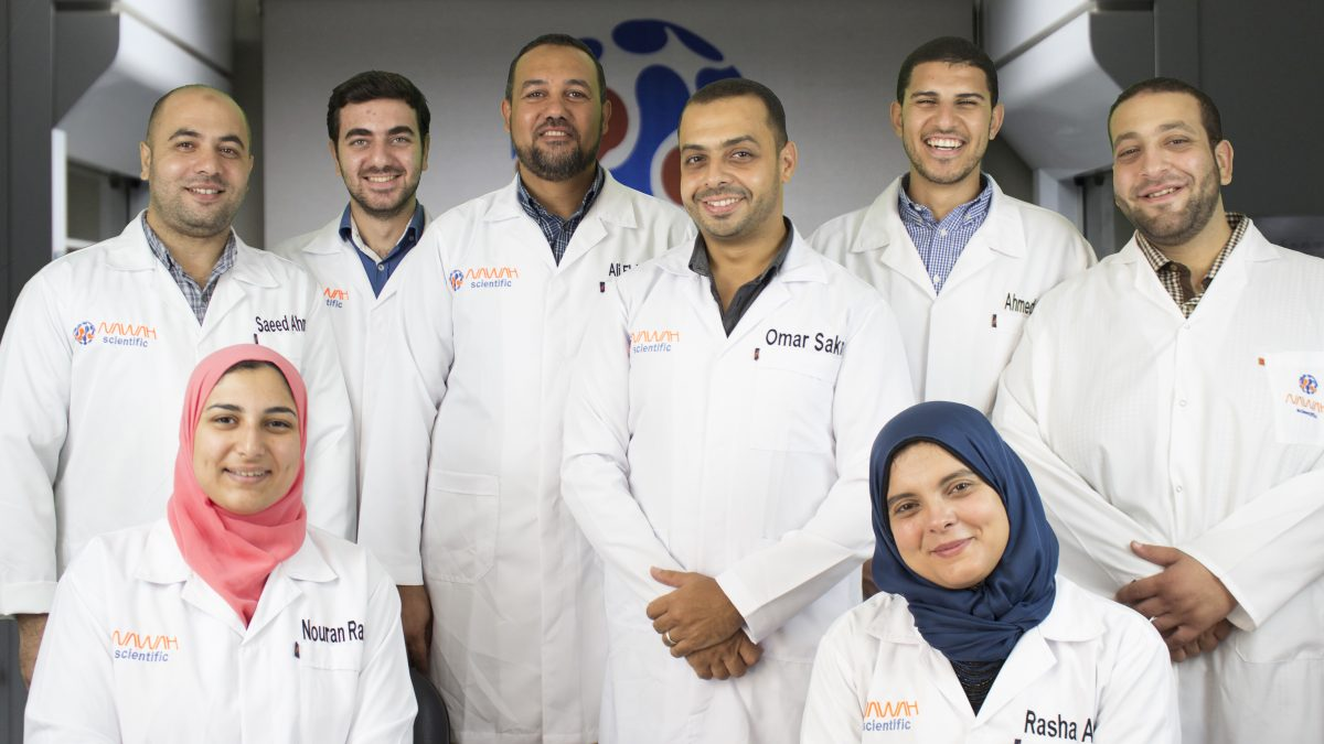Driving a scientific renaissance in the MENA region