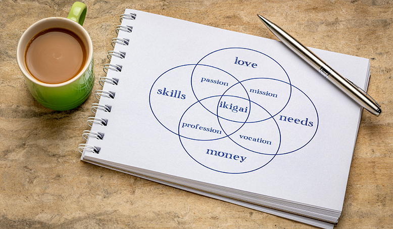 Ikigai, or how to find your purpose