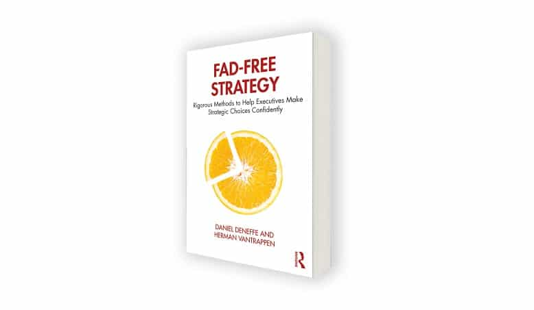 Hult faculty releases new strategy book