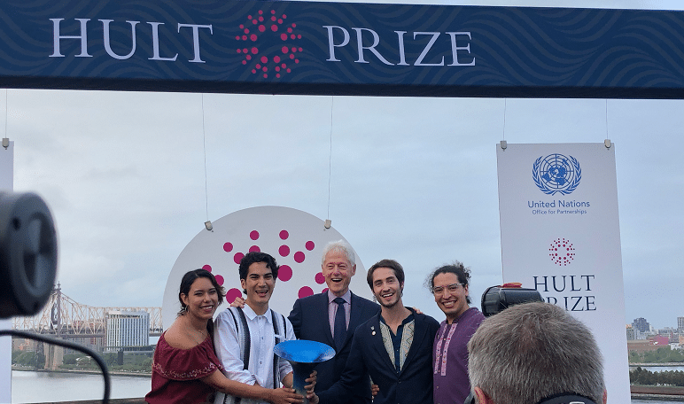 10th annual Hult Prize Finals crowns winner