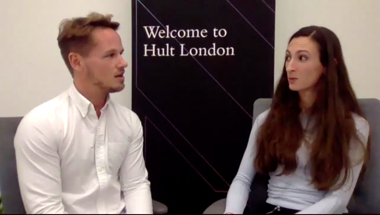 Student Q&A—what's it like to study business at Hult?