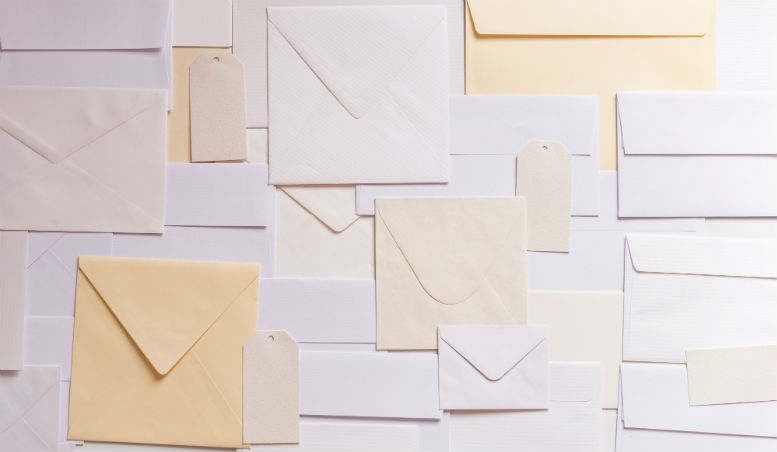 Is mail a dying form for businesses and marketing?