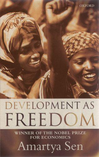 Development as Freedom, Amartya Sen
