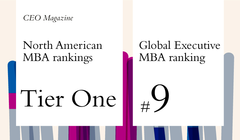 Hult ranked #9 best Executive MBA program worldwide and Tier One Business School by CEO Magazine in 2020 rankings