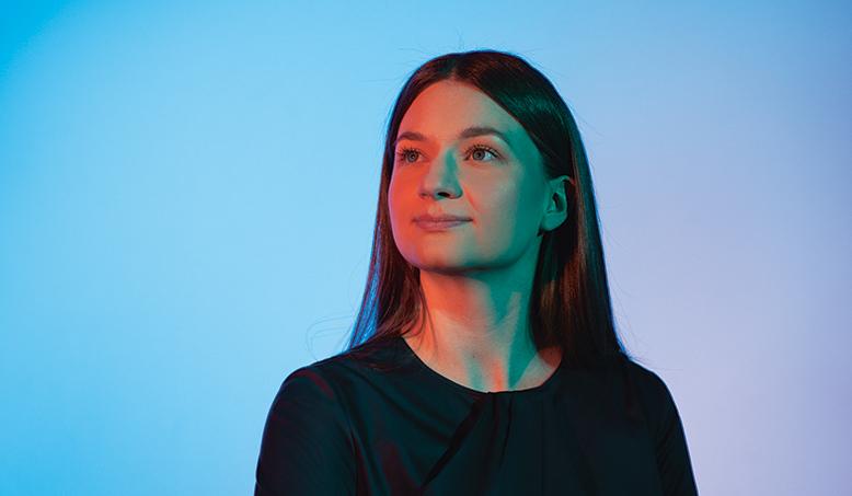 Hult Alumni Magazine 2020:| Sabrina Palme