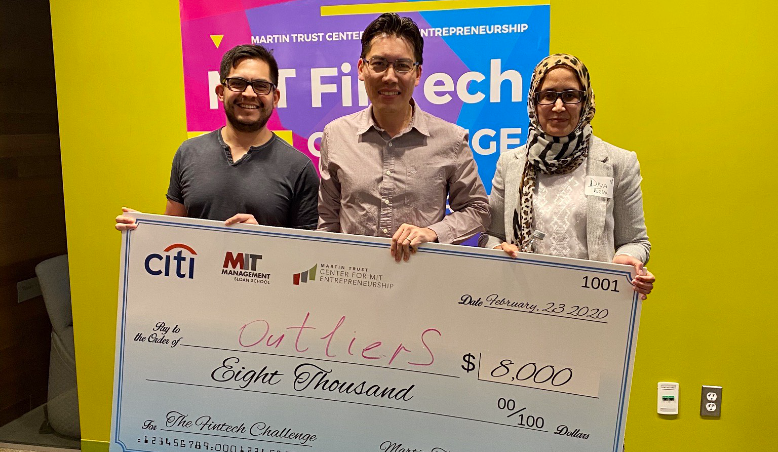 Taking on—and winning—the MIT Fintech Challenge