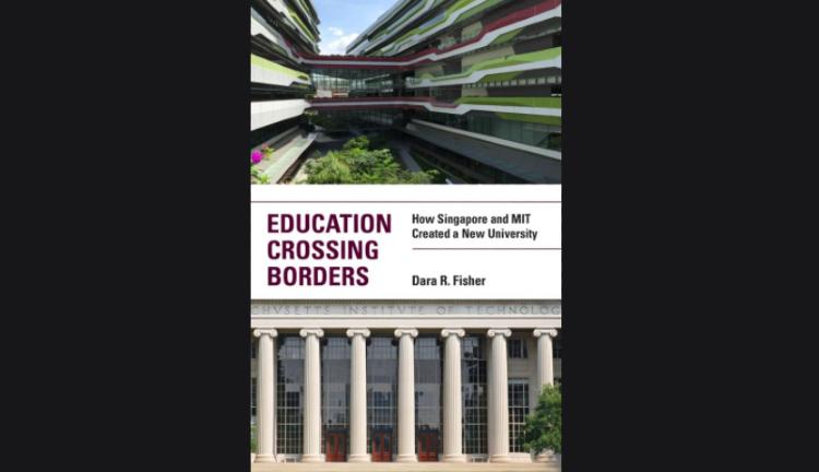 Education Crossing Borders book release