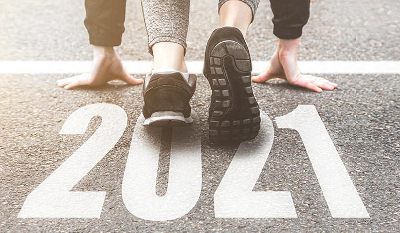 Redefining goals for 2021