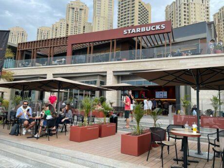 Starbucks Reserve Dubai