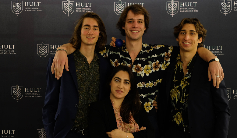 Success in the Hult Prize: Kashew's Journey