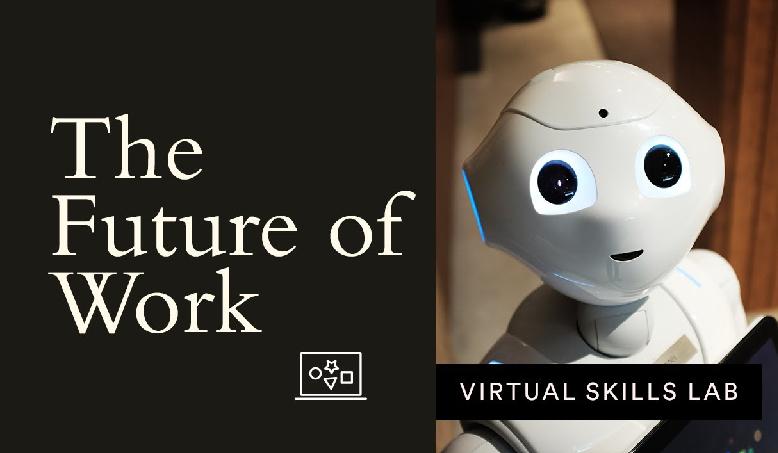 Virtual Skills Lab: The future of work